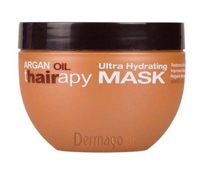 Argan Ultra Hydrating Mask Cynos 250ml