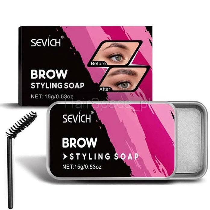 Sevich Brow Styling Soap - foto 1
