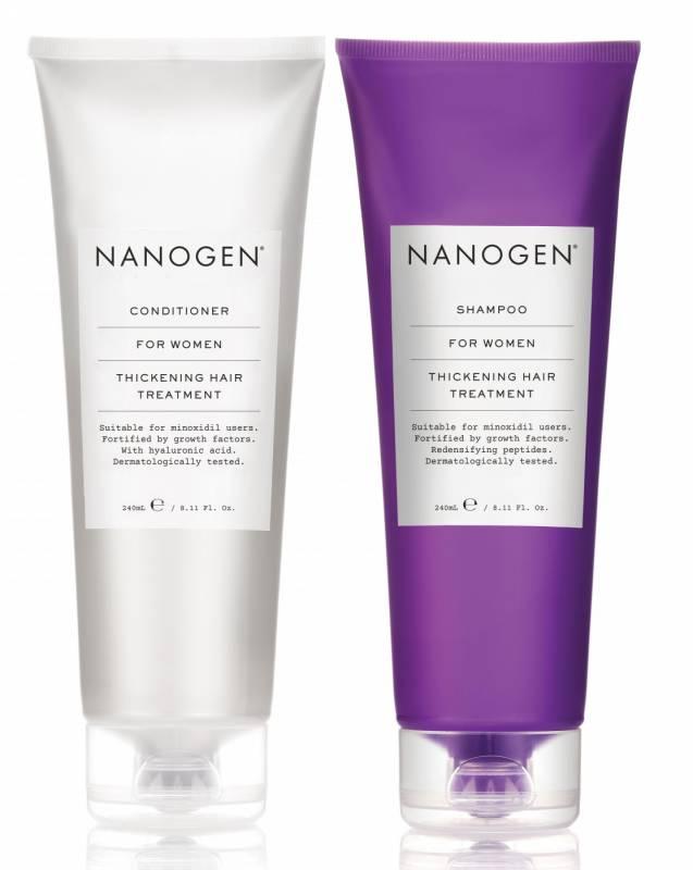 Szampon + Odżywka Nanogen - foto 1