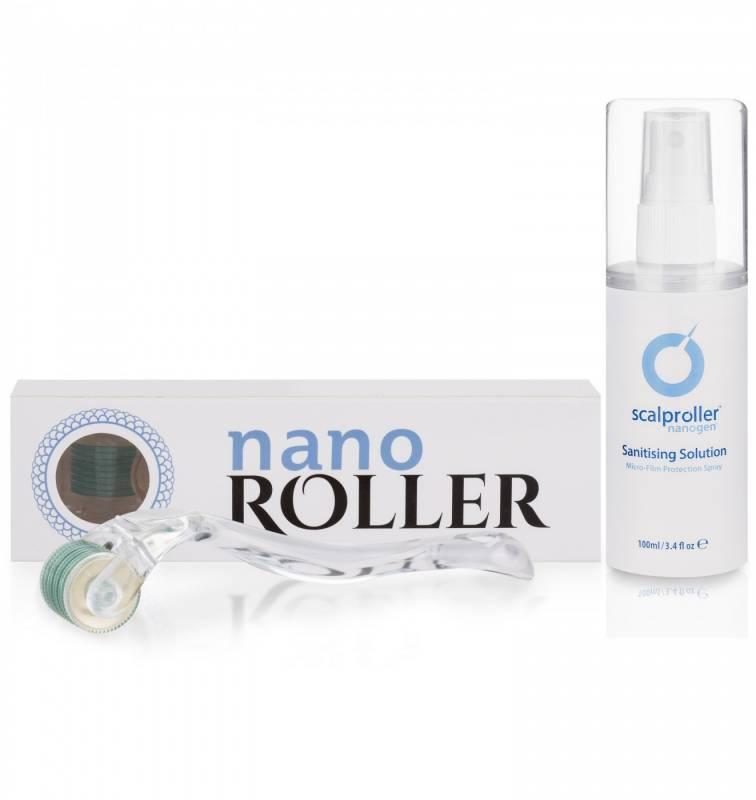 NanoRoller + Santiser 100ml - foto 1
