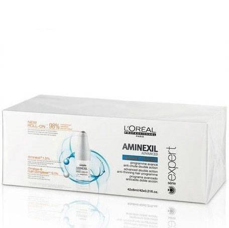 LOREAL PROFESSIONNEL Expert Serie Aminexil Advanced 42x6ml Anti Hair Loss